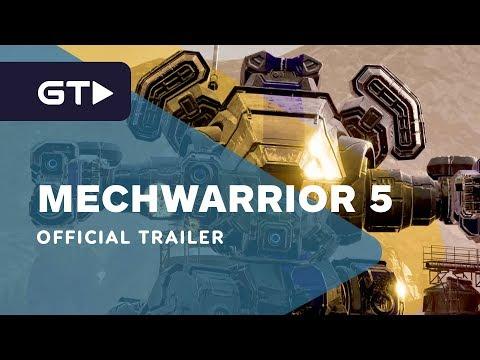 Неожиданно игра MechWarrior 5: Mercenaries стала доступна по подписке Xbox Game Pass для PC