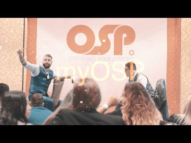 #myOSP - Dustin Woods