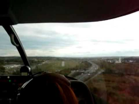 Landing at Lasbordes - ISAE Flight Dynamics Practical Session