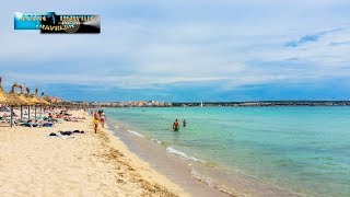 #11 Mallorca El' Arenal (4K Resolution) 2015 Holiday