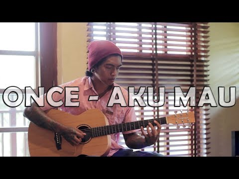 Once aku mau cover acoustic guitar fingerstyle  D.AW