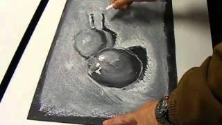 Tiza Blanca y Cartulina Negra - Daniel Peña