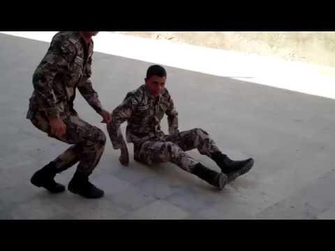 Tactical Medic Training - Amman visit
