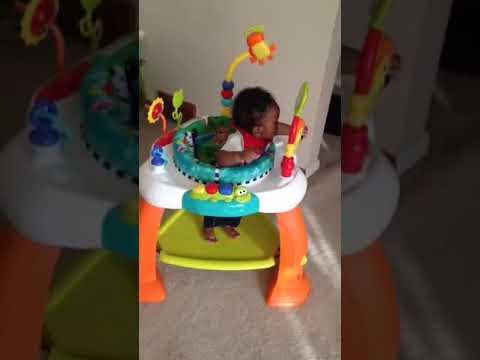 67f865ec9 Bright Starts Bounce Bounce Baby - YouTube