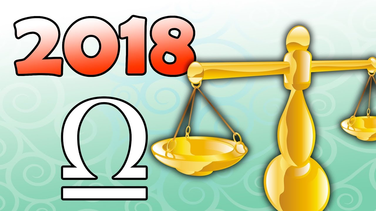 Любовный прогноз для Весов на 2018 год