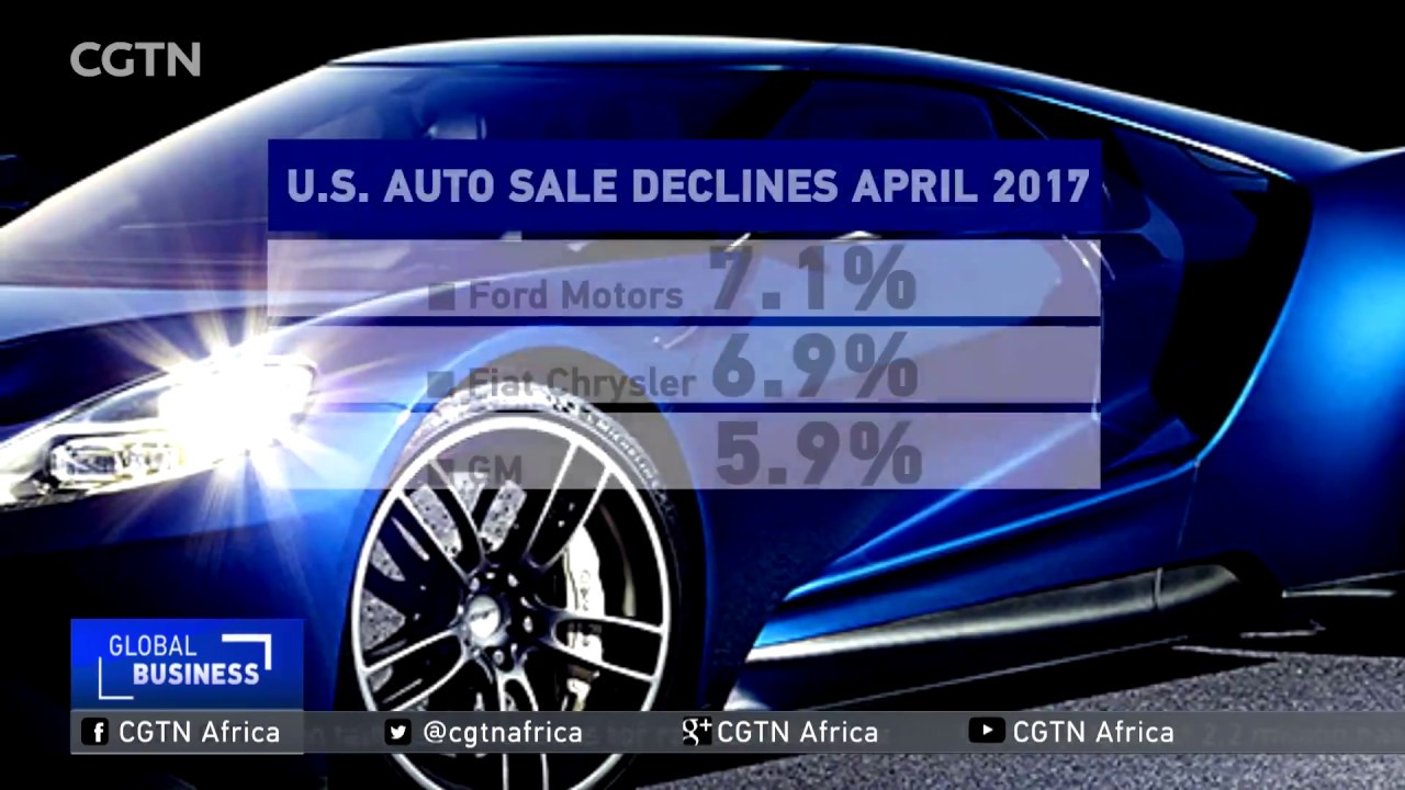 Demand for cars slows down after 2 years of record sales - YouTube