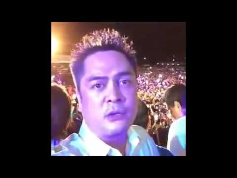 MAYOR DUTERTE LIVE IN SAN PEDRO FULL VIDEO LAGUNA ( PART 1 )