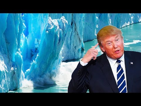 Trump: Ice Caps Breaking Records