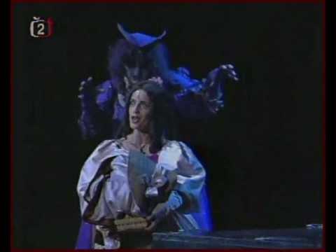 Muzikál Dracula - Tajemný hrad - Lucie Bílá