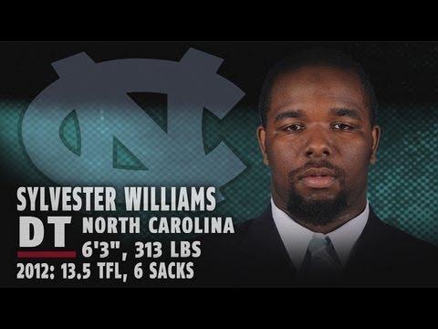 2013 NFL Draft Profile | Sylvester Williams - North Carolina DT - 1st Round Pick | ACCDigitalNetwork
