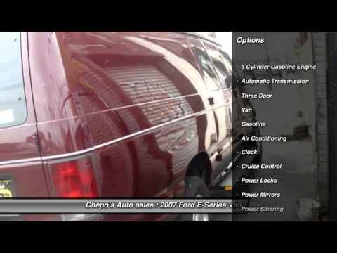 2007 Ford E-Series Van E-350 Super Duty Recreational Newark NJ 07104