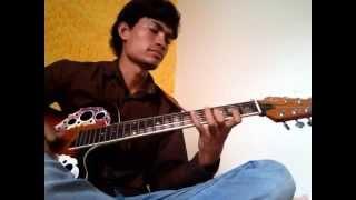 Sanson Ki Zaroorat Hai Jaise - Aashiqi on Guitar
