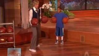 Jashaun Agosto on Ellen