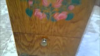 Diy Shaker/storage Bin