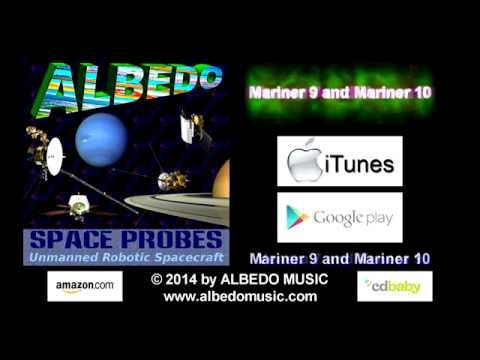 ALBEDO Space Probes (Album demo) Unmanned Robotic Spacecraft.