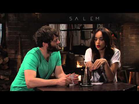 Ask Salem: Ashley Madekwe Uses Real Incantations