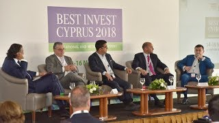 "Best Invest Conference 2018. Panel discussion ""Investments in a Real Business"""