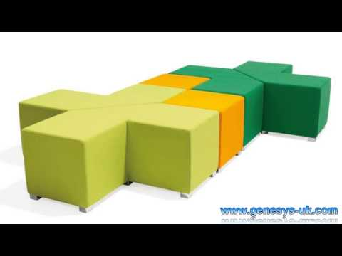 Link Breakout Seating - Link Seating Modules