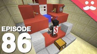 Hermitcraft 4: Episode 86 - Getting FREE Items!
