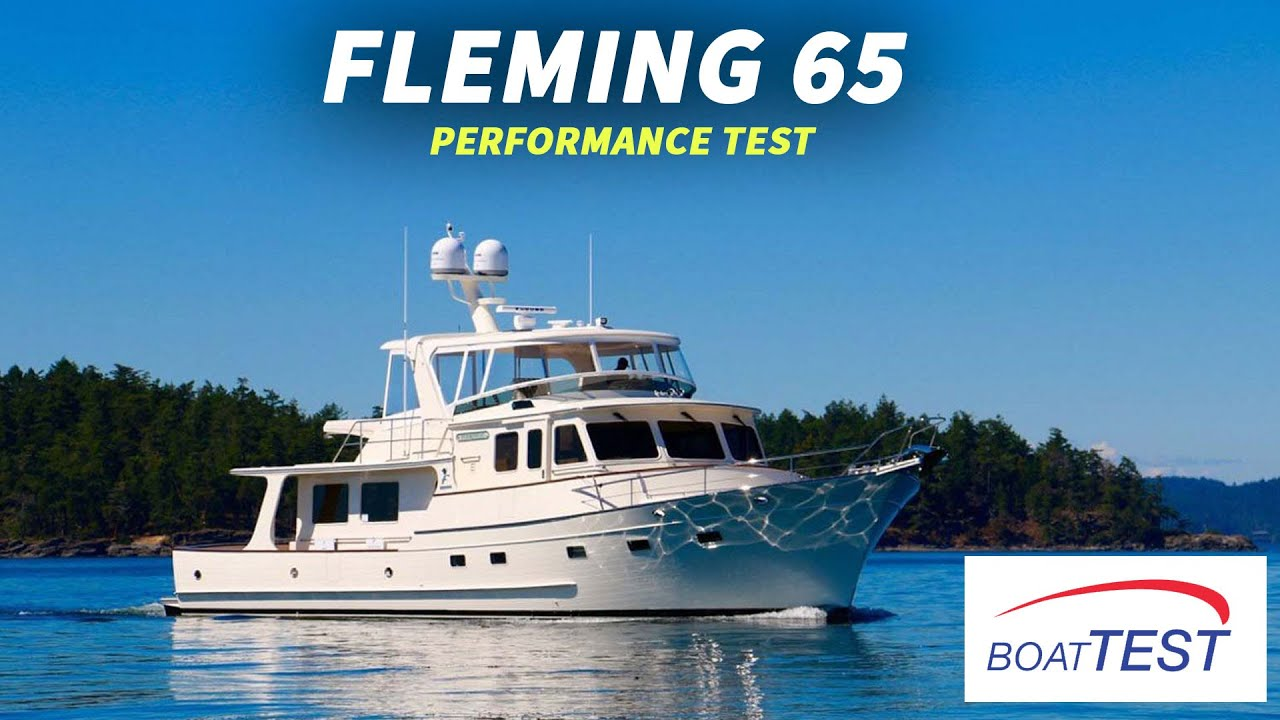 Download Fleming Yachts 65 (2020) - Test Video