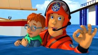 Пожарный Сэм СпасениеКотёнка ПожарныйСэм на русском все серии подряд мультфильм FiremanSam Children