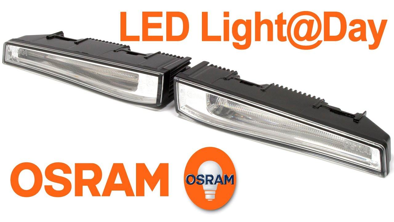 OSRAM LED Light@Day (DRL 101) — дневные ходовые огни (ДХО ...