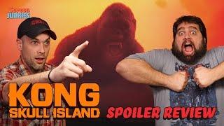 Kong: Skull Island SPOILER Review