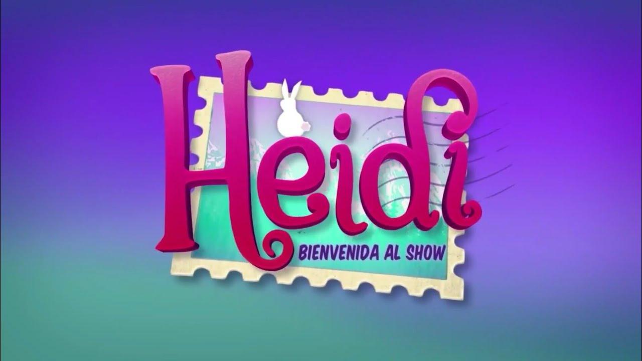 Resultado de imagen para Heidi Bienvenida al Show