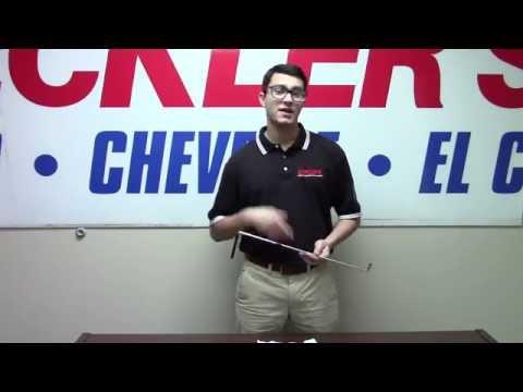 Corvette Hood Opening Tool By Gordon Killebrew