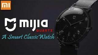 Xiaomi Mijia Quartz  Smart Classic Watch | A Detailed Explaination | InfoTalk