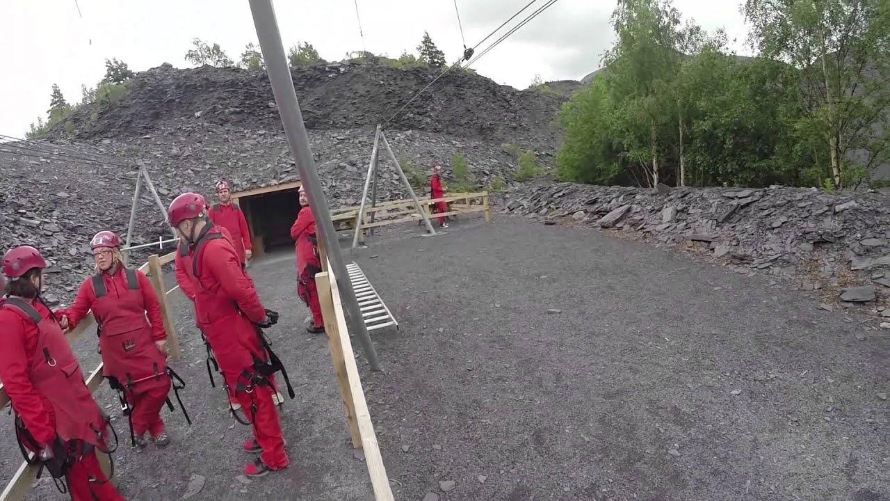 Zip World Snowdonia - The 100mph longest zip line in the northern ...