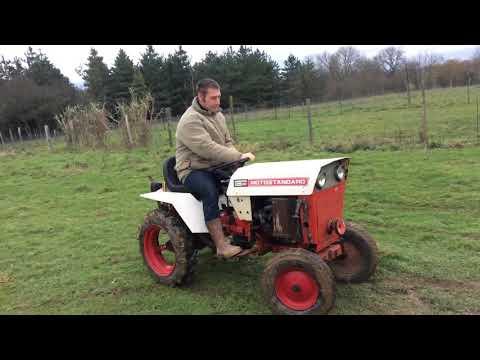 Gutbrod Motostandard Tractor 1031 Doovi
