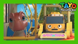 [51.38 MB] Tayo English Episodes S5 l Dinosaur Adventure Compilation l S5 compilation l Tayo the Little Bus