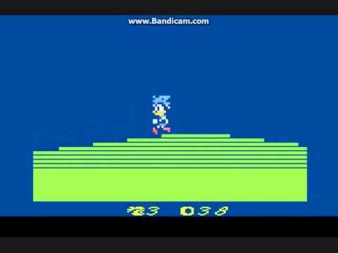 Playing Sonic 2 (Genesis) with an Atari 2600 Controller - YouTube