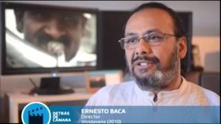 """Detrás de cámara, presenta: """"Vrindavana"""" de Ernesto Baca"""
