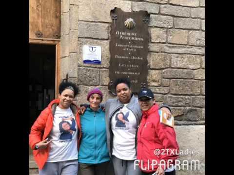Calling All Angels on the Camino de Santiago 2017
