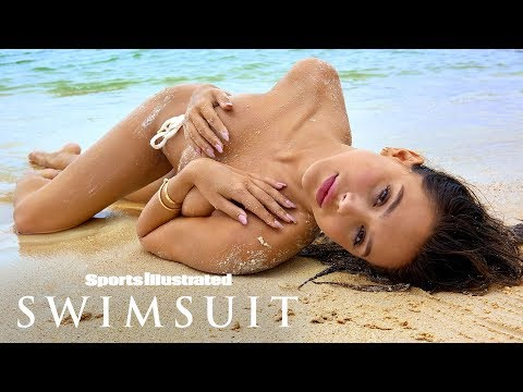 Alexis Ren Goes Completely Bare In Rookie Debut | 2018 Compilation | Sports Illustrated Swimsuit