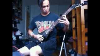 The Looming of Dust In the Dark & The Will to Give - Woods of Ypres (cover)