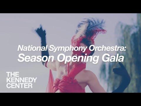 National Symphony Orchestra: Season Opening Gala 2017