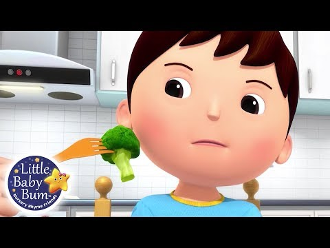 No No No Vegetables | Nursery Rhymes for Babies | Songs For Kids | Little Baby Bum