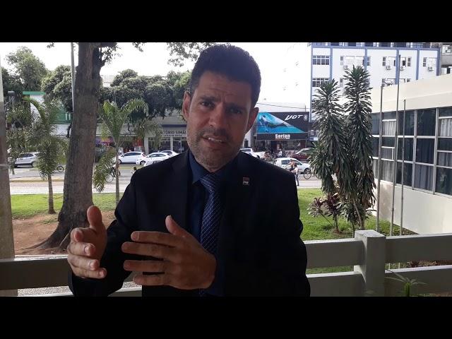 Entrevista com o Vereador de GV, Marcion da Fusóbras(PR)