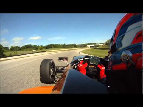 Formula Enterprise onboard at Road America