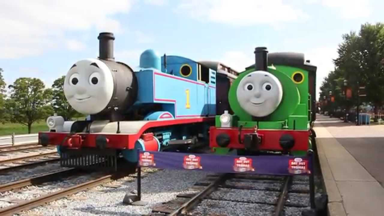 Day Out With Thomas Percy S Arrival Youtube