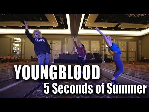 Youngblood | 5 Seconds Of Summer| JB Choreography NRG