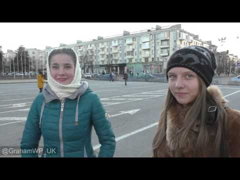 🎄 Donbass 2015 -  The People of Lugansk and the Festive Season 🎄