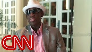 Rodman: Kim Jong Un's uncle is alive