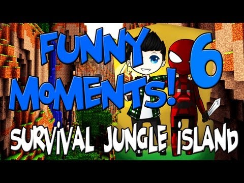 Funny Moments - Survival Jungle Island #6