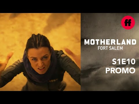 Motherland: Fort Salem | Season 1 Finale Promo | The Storm Is Here