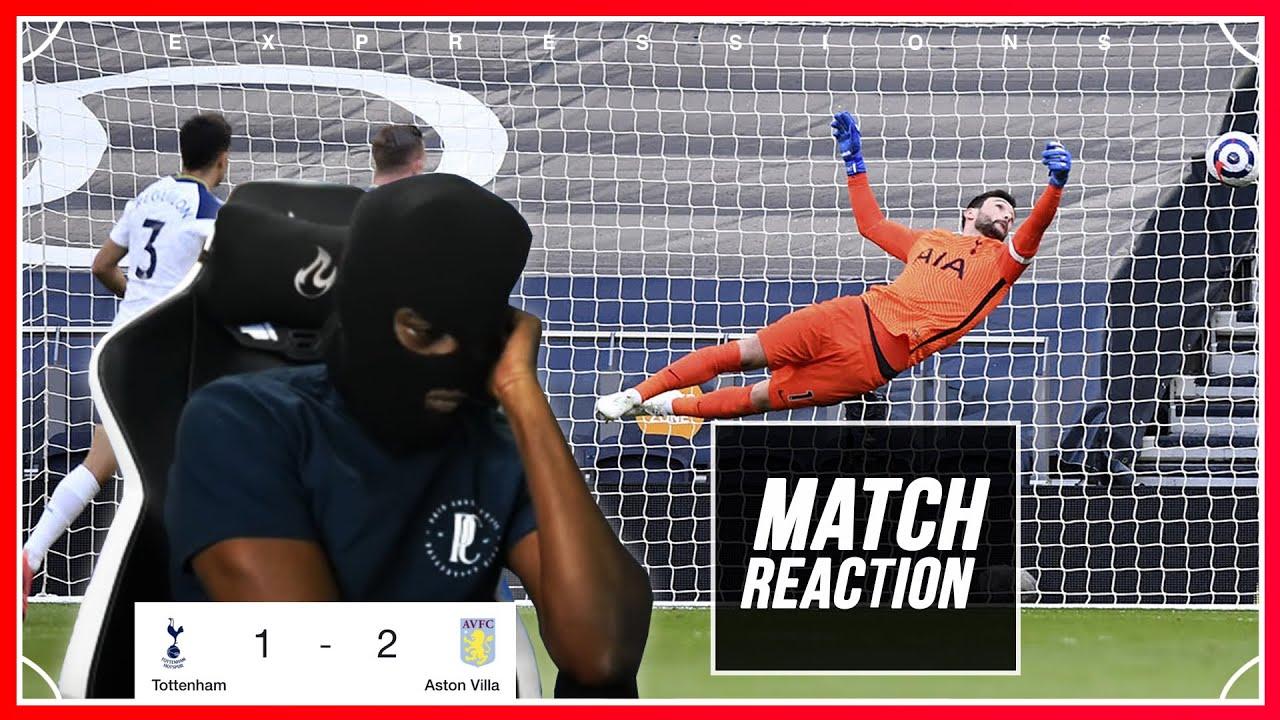 Download BEYOND EMBARRASSING WE WON'T MAKE EUROPA LEAGUE!! 🤬 Tottenham (1) vs Aston Villa (2) EXPRESSIONS