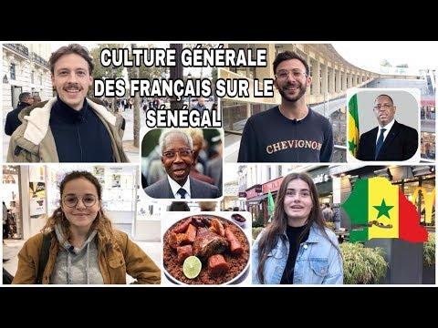 🇨🇵Paris, on teste la culture générale des français sur le Sénégal...[micro-trottoir]...